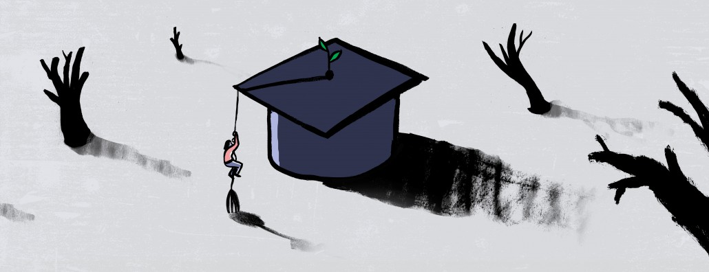 education and privilege For many families, the cost of higher education is out of reach, while others can manage it only if they take on debt that could take decades to pay off.