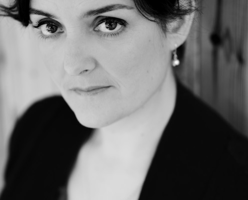 Nuala O'Connor (Pic by Emilia Krysztofiak)